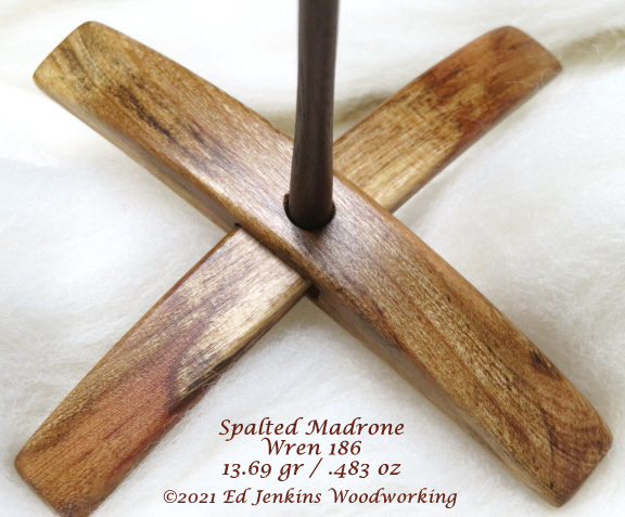 Spalted Madrone Wren